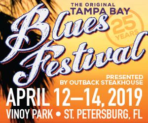 Blues Fest Banner