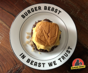 Burger Beast Ad