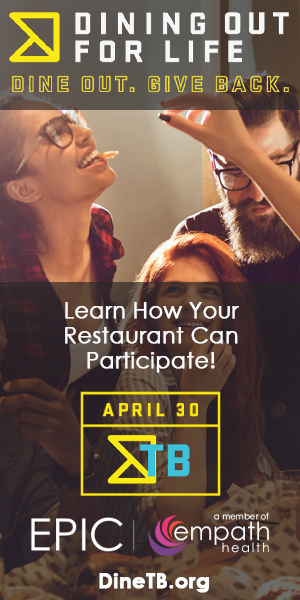 Dining Out For Life Banner