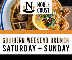 Noble Crust Banner Ad