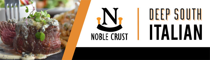 Noble Crust Deep South Ad