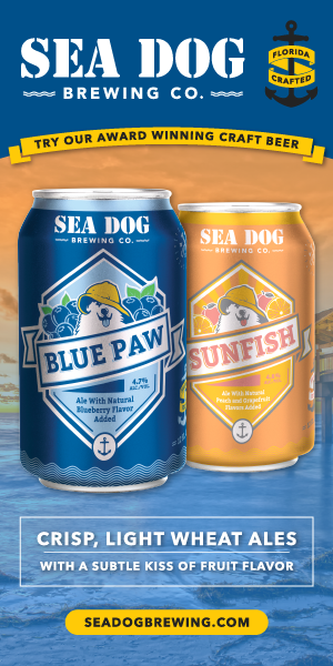 Sea Dog Brewing Ad