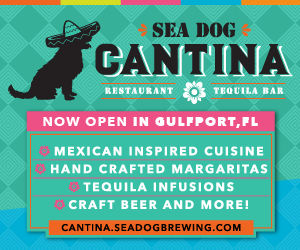 Sea Dog Cantina Ad