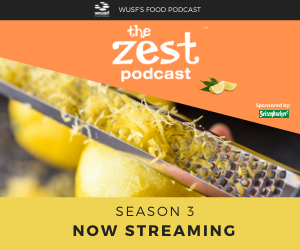 The Zest Podcast Ad