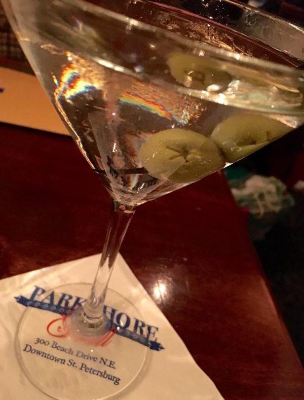 Kevin's Martini