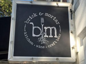 Brick & Mortar Downtown St. Pete