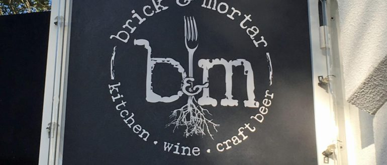 Brick & Mortar St. Pete Review