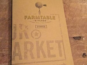 FarmTable Litchen Experience