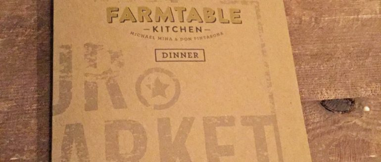 FarmTable Kitchen St. Pete Review