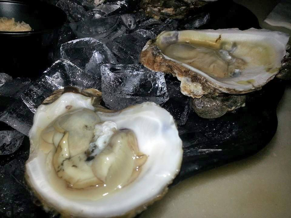 Apalachicola Oysters at Oyster Bar St. Pete