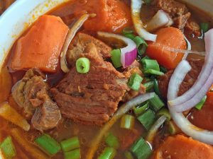 Asian Style Beef Stew