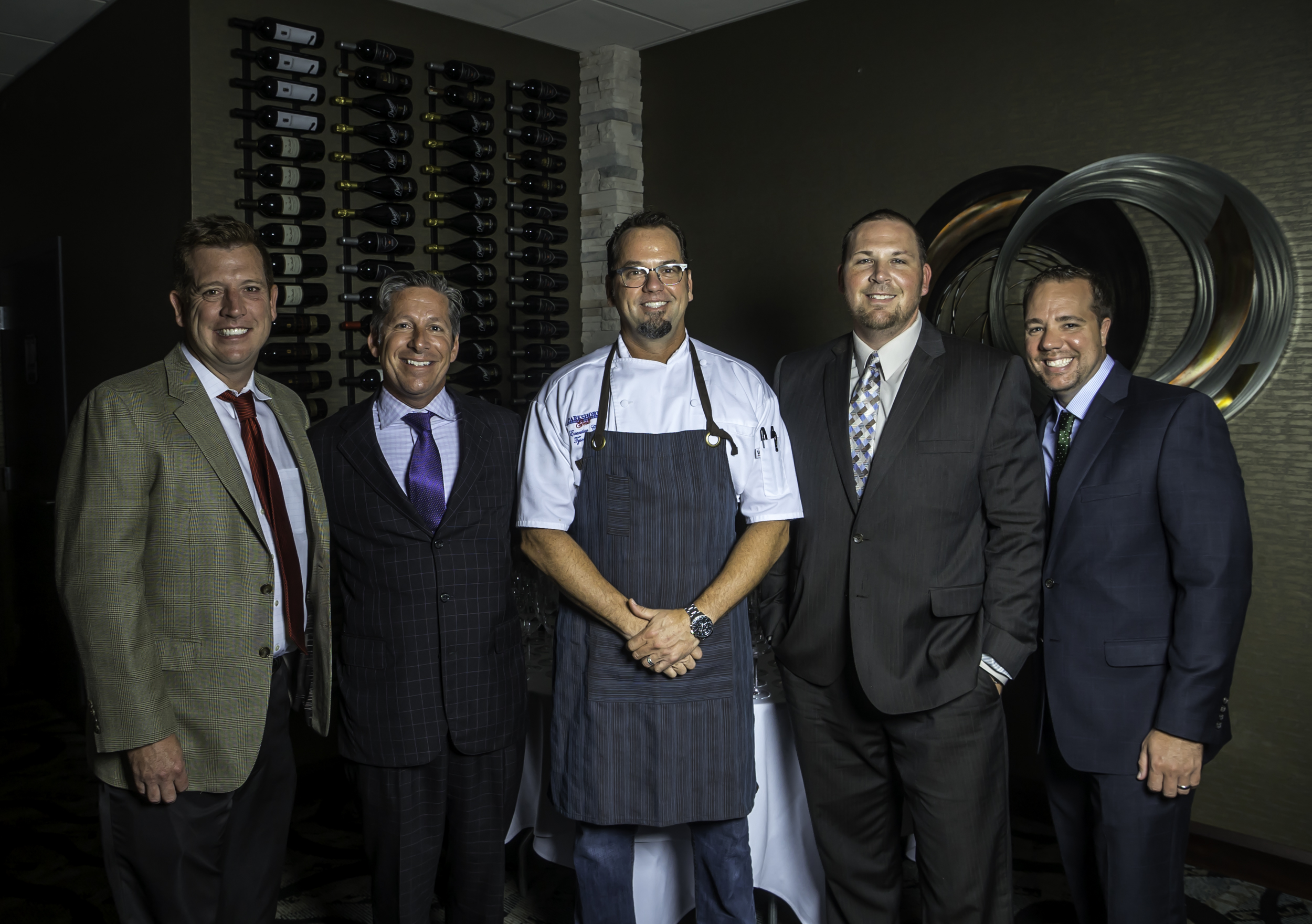 Parkshore Grille Kenwood Wine Dinner