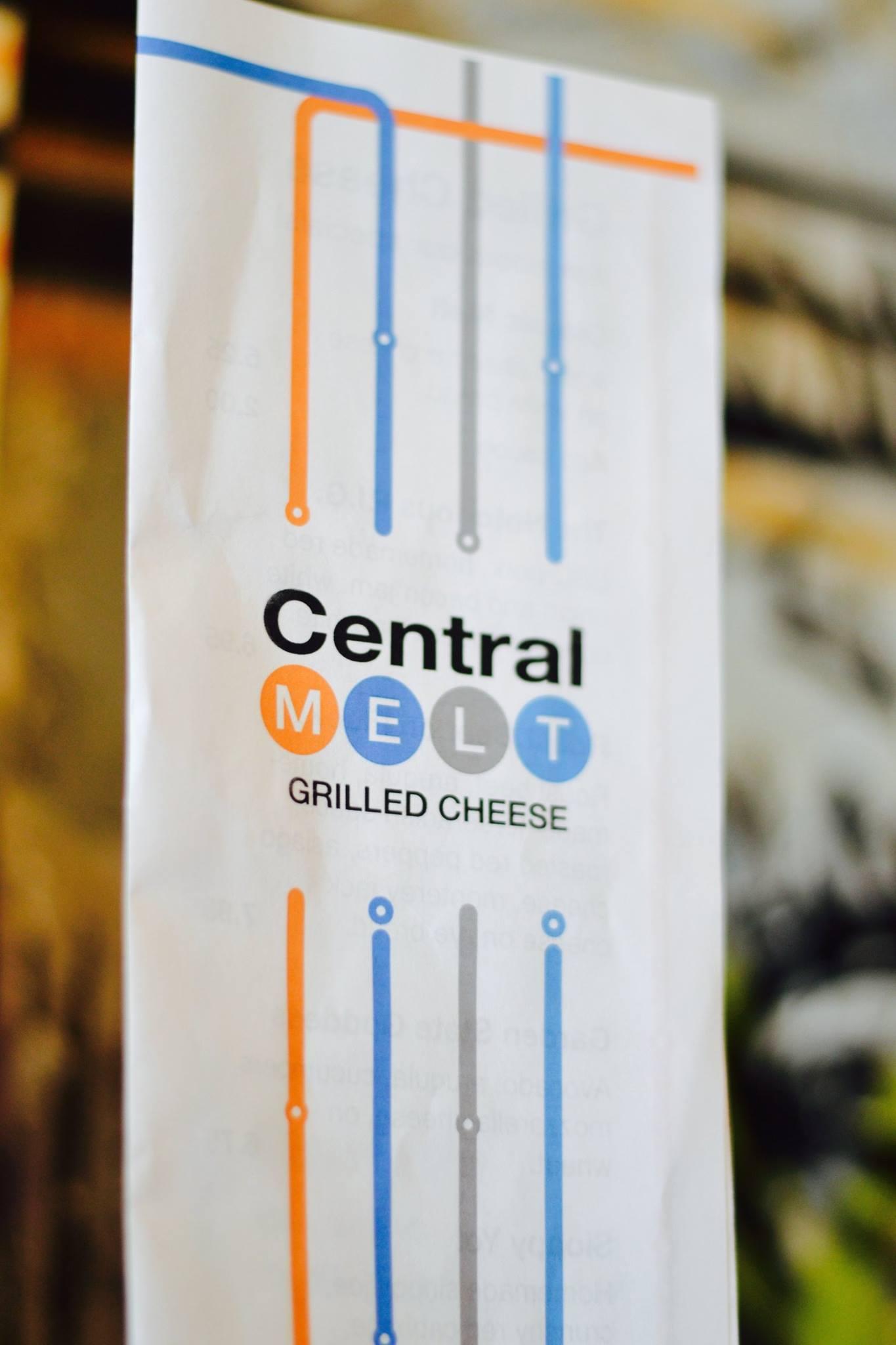 Central Melt: A Review