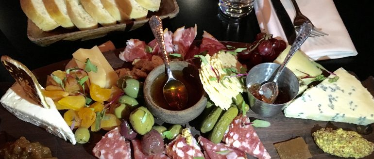 Annata Wine Bar's Cheese & Charcuterie is Outstanding!