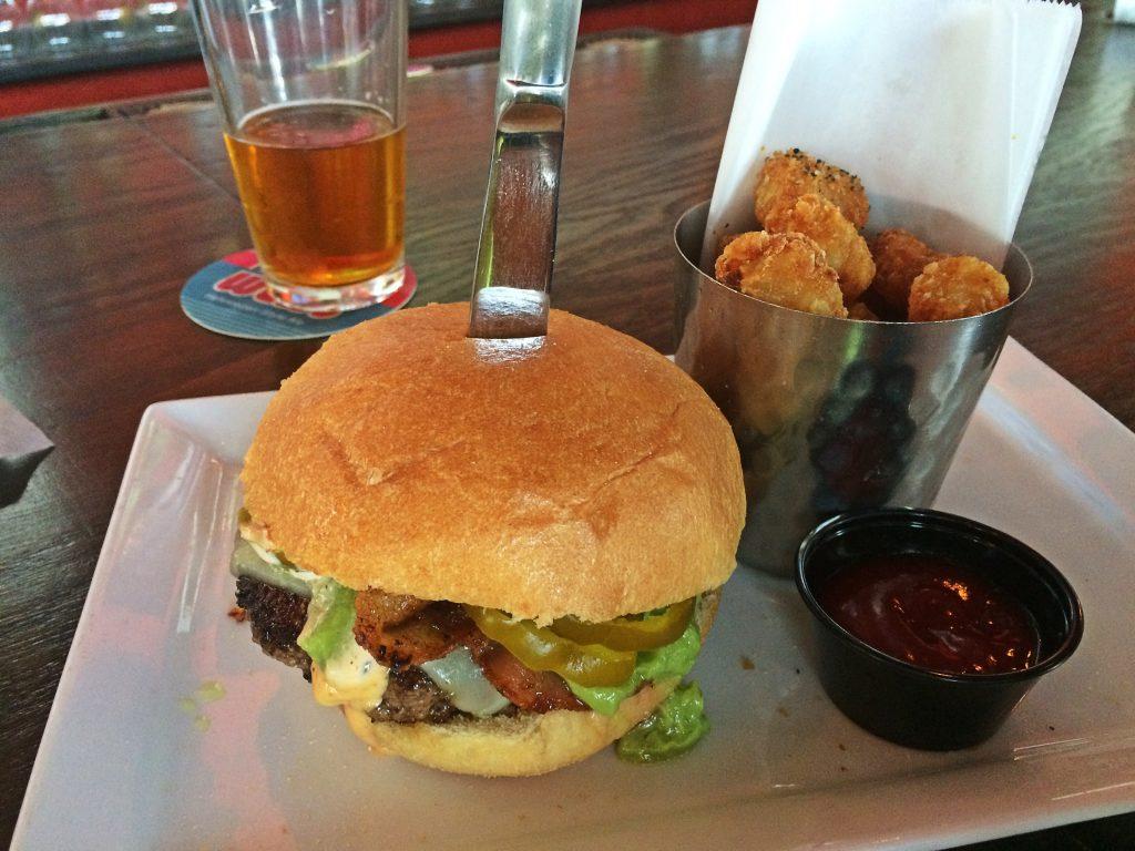Border Line Burger