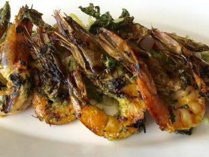 IL Ritorno Lunch Smoked Shrimp