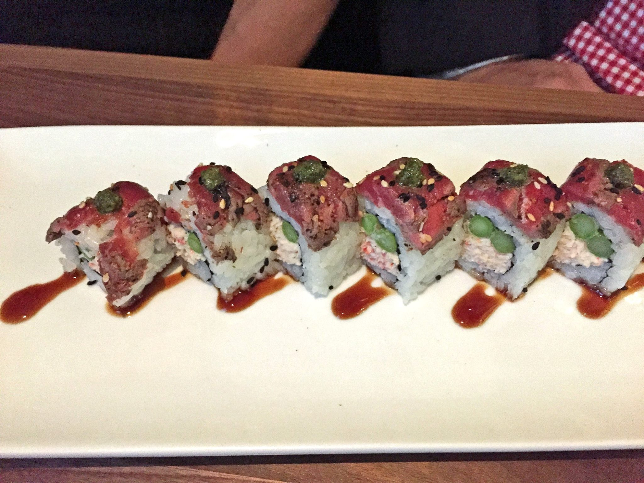 Surf & Turf Roll