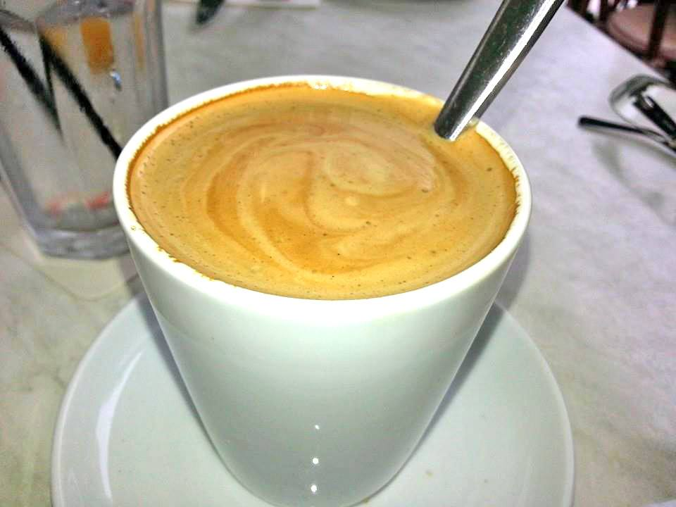 Triple Caffè Latte