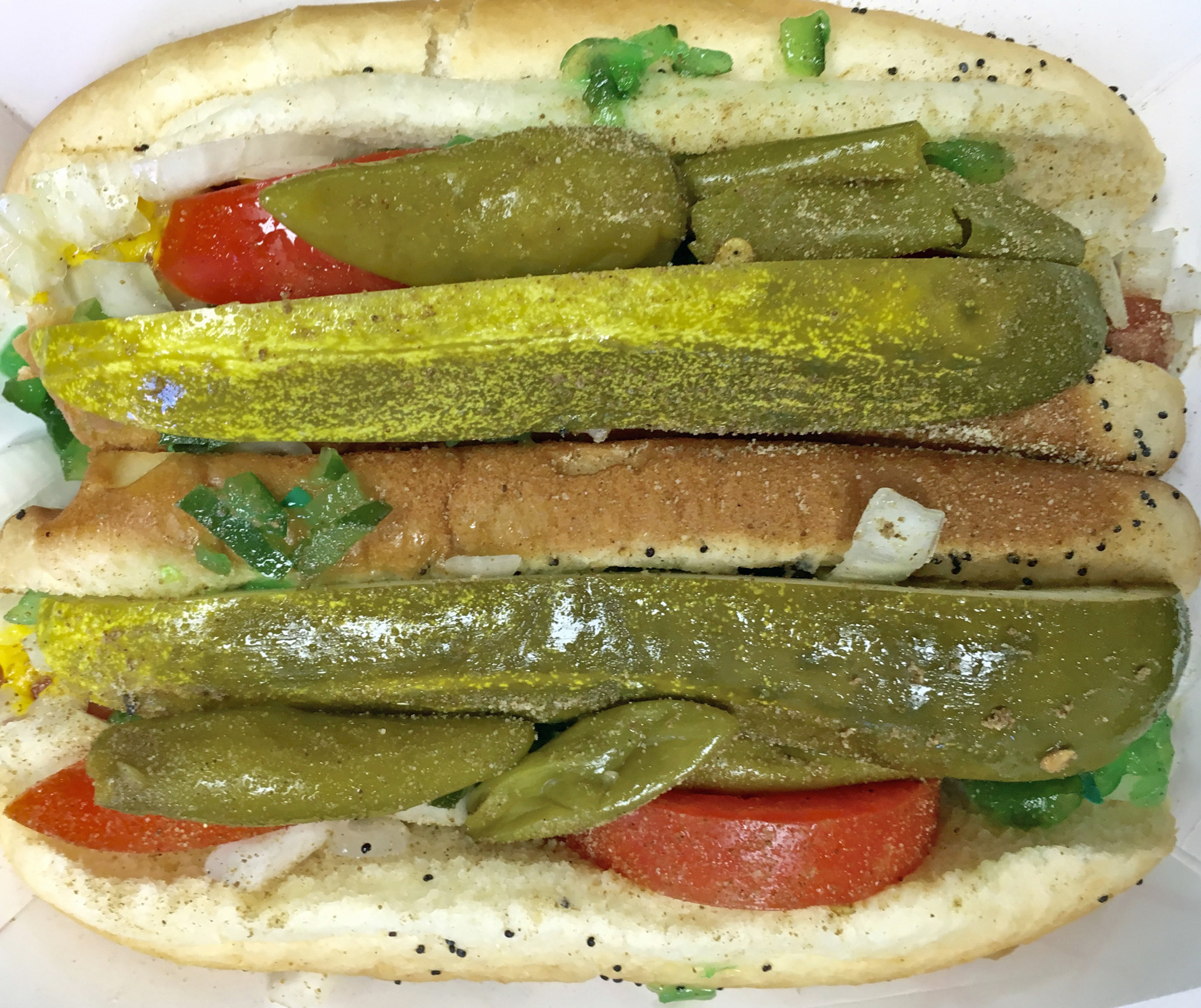 Chi-Town Chicago Dogs