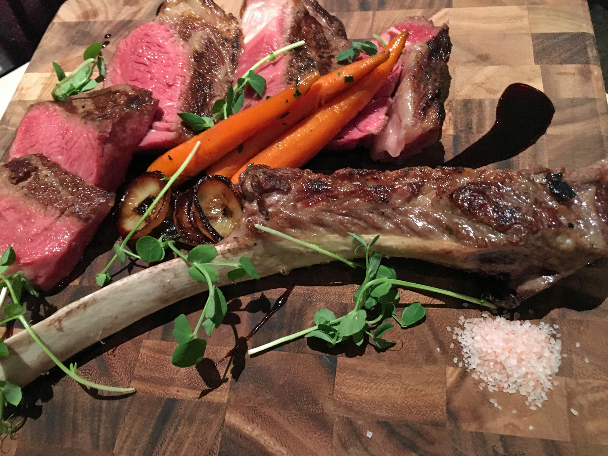 FarmTable Kitchen: Tomahawk Steak