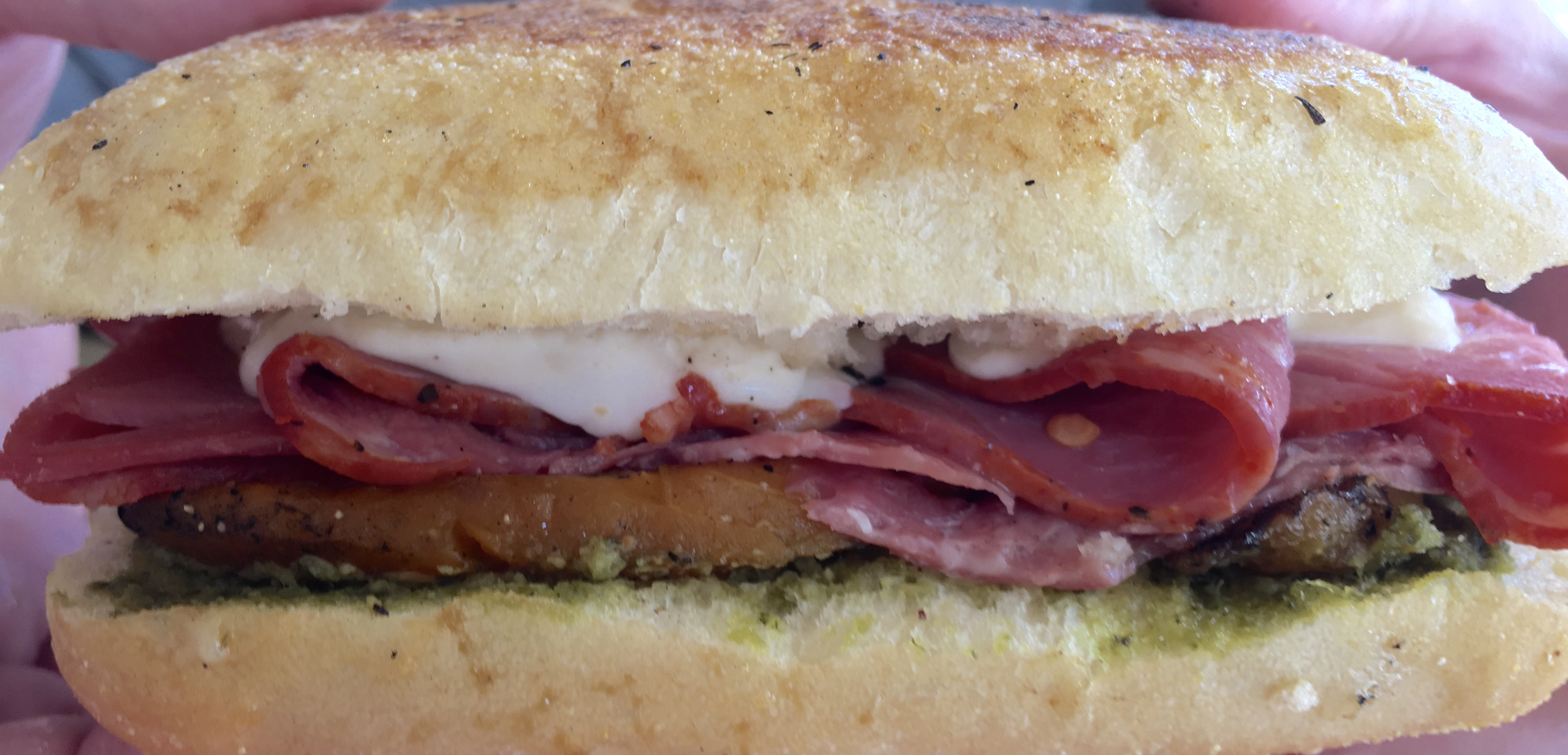 The Italian Sandwich at Brooklyn South