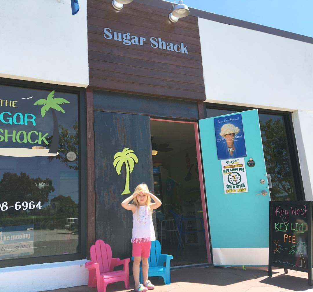 The Sugar Shack Front