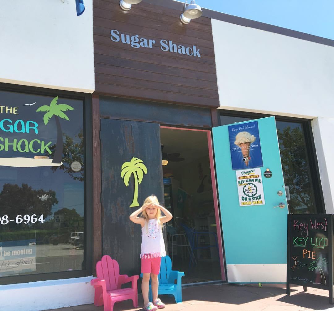 The Sugar Shack Front