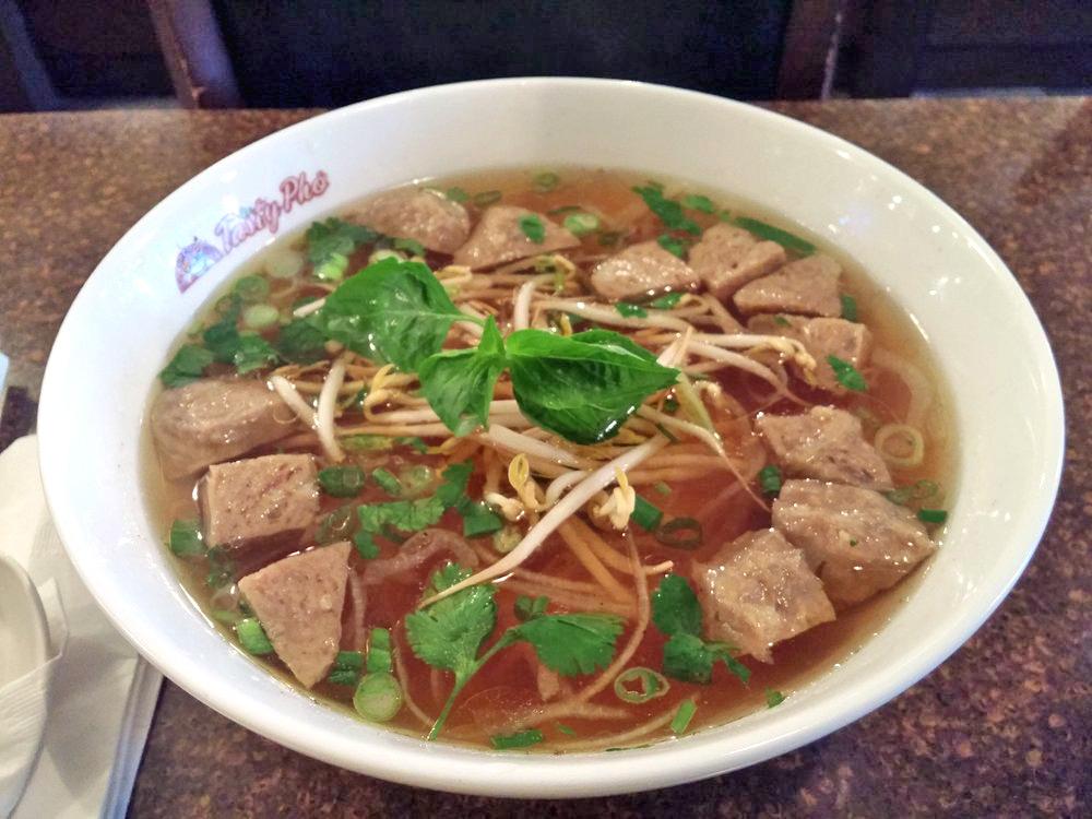 Tasty Pho Beef Pho