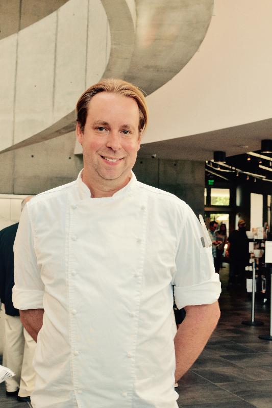 Chef Chuck Bendel