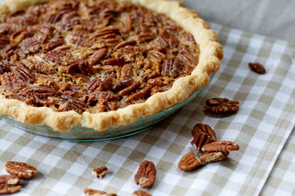 Grandma Brown's Pecan Pie