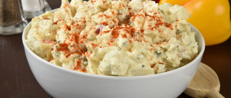 Grandma Brown's AMAZING Potato Salad