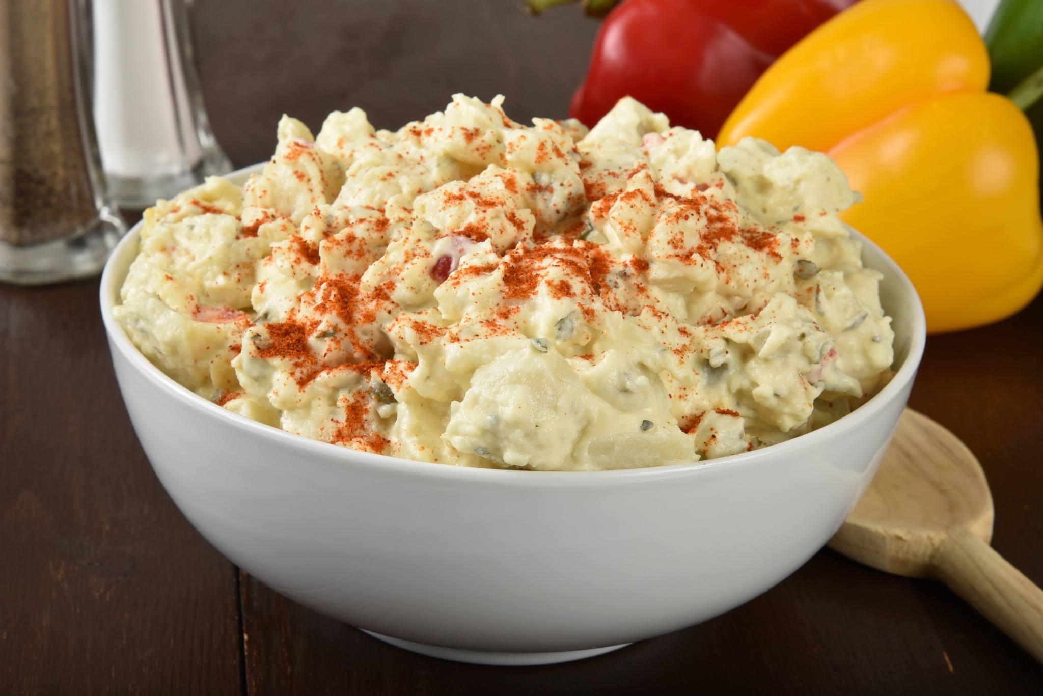 Grandma Brown's Potato Salad
