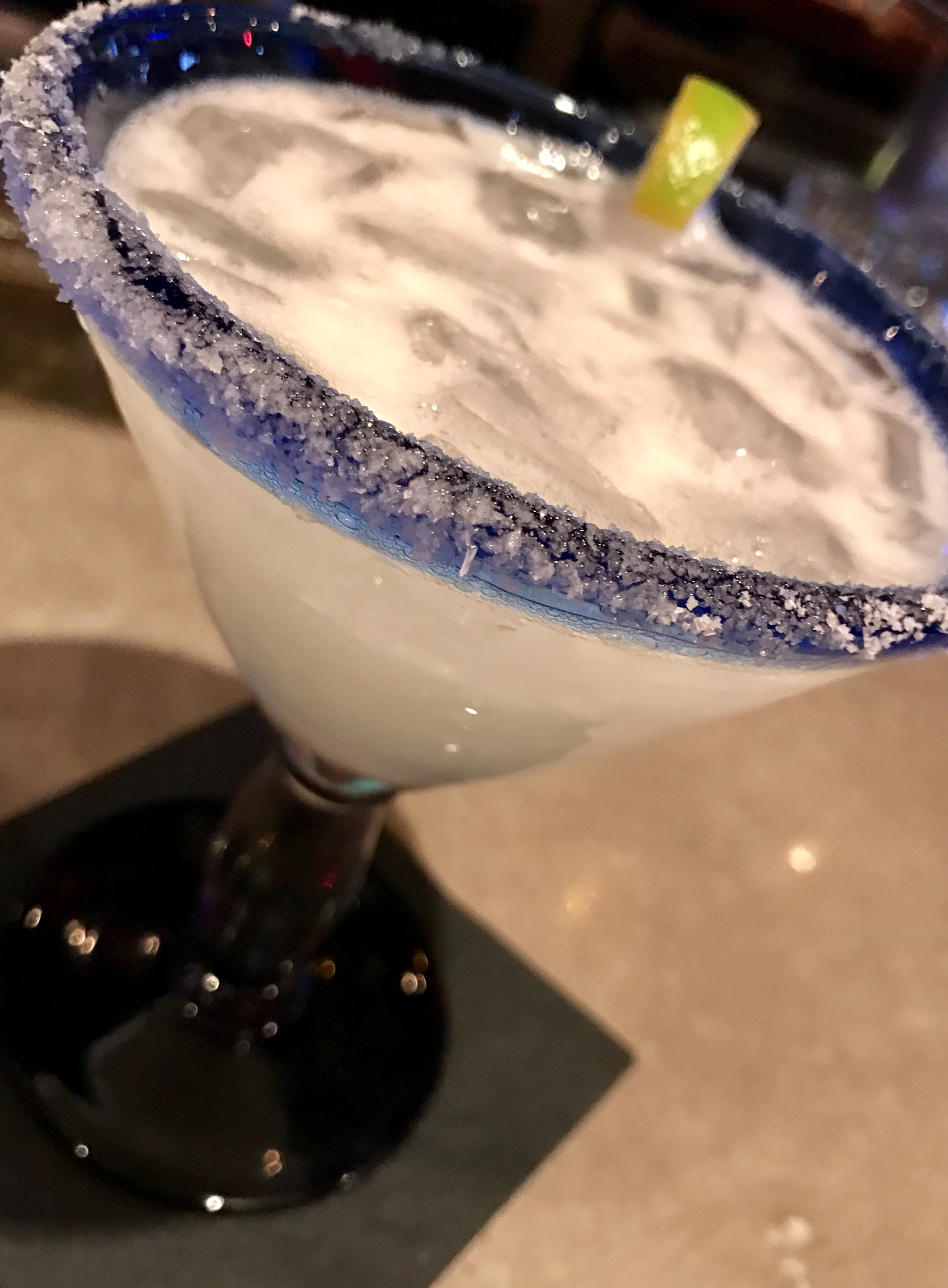 House Margarita at Nueva Cantina