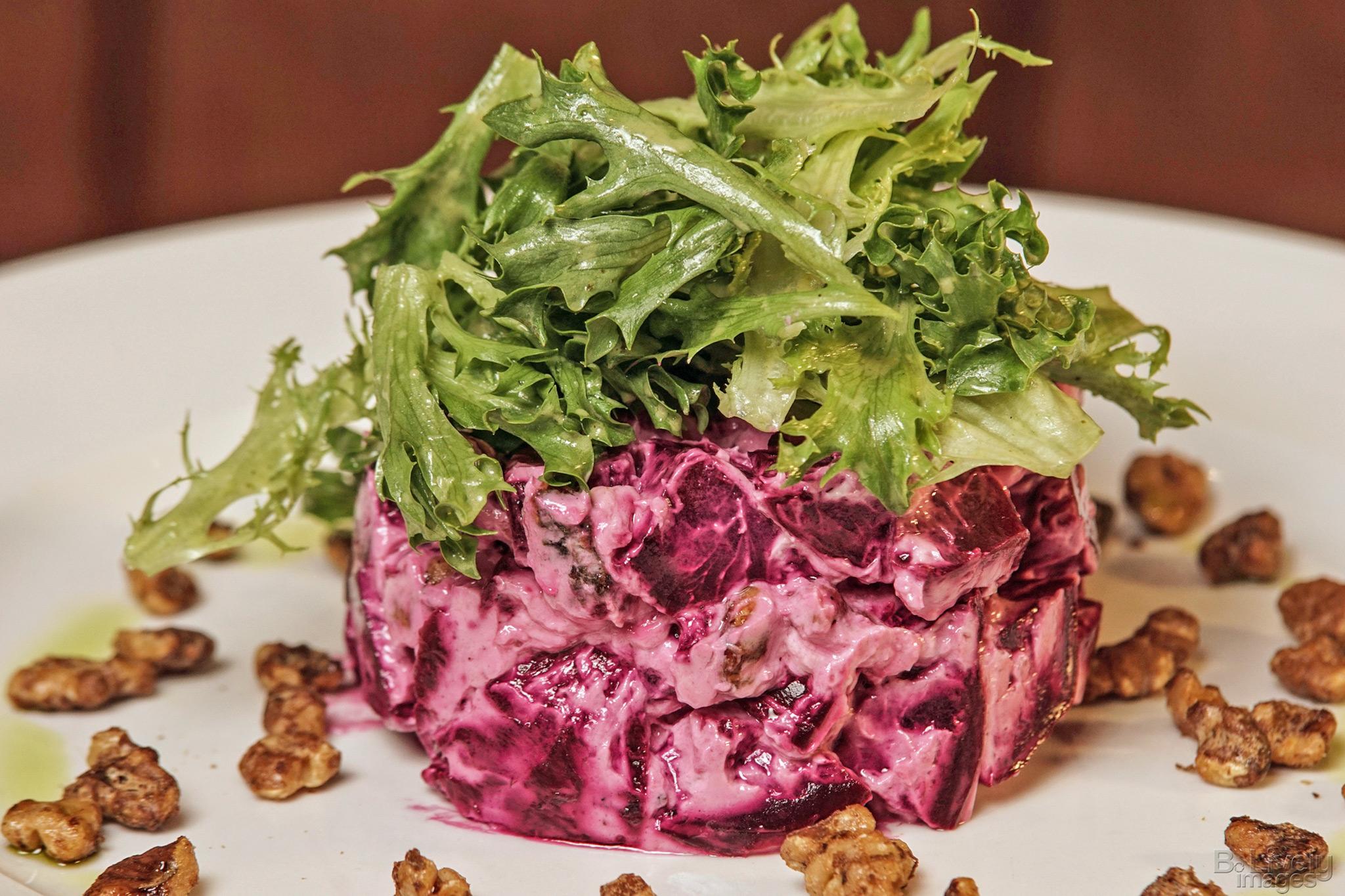 Beetroot Salad Patzarosalata