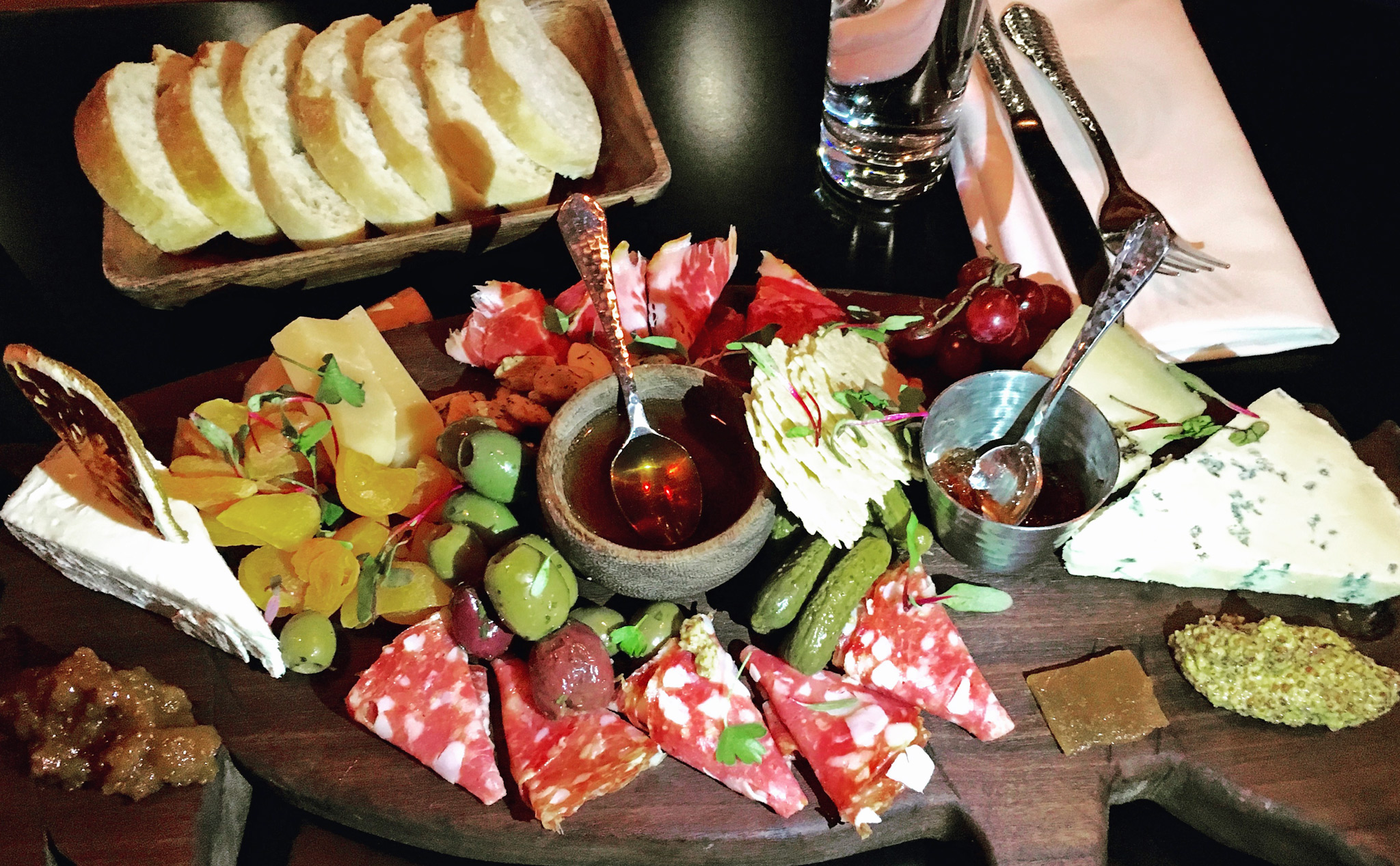 Annata Wine Bar Cheese & Charcuterie