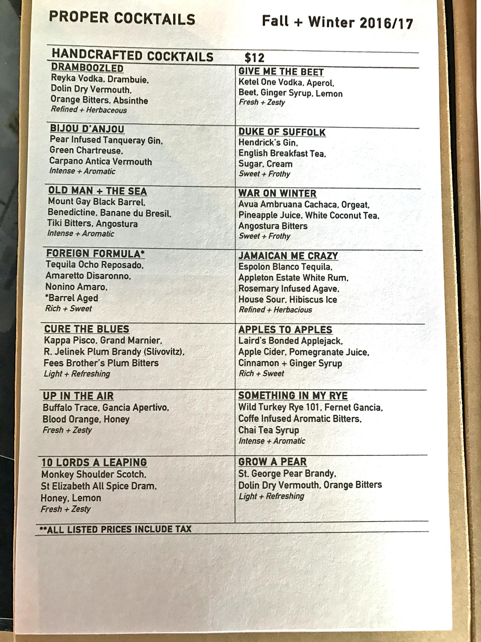 proper-drink-menu