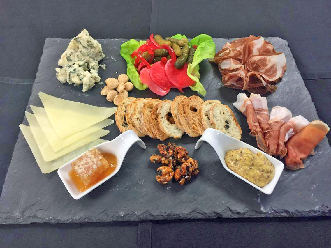 Rococo Steak Cheese & Charcuterie Platter