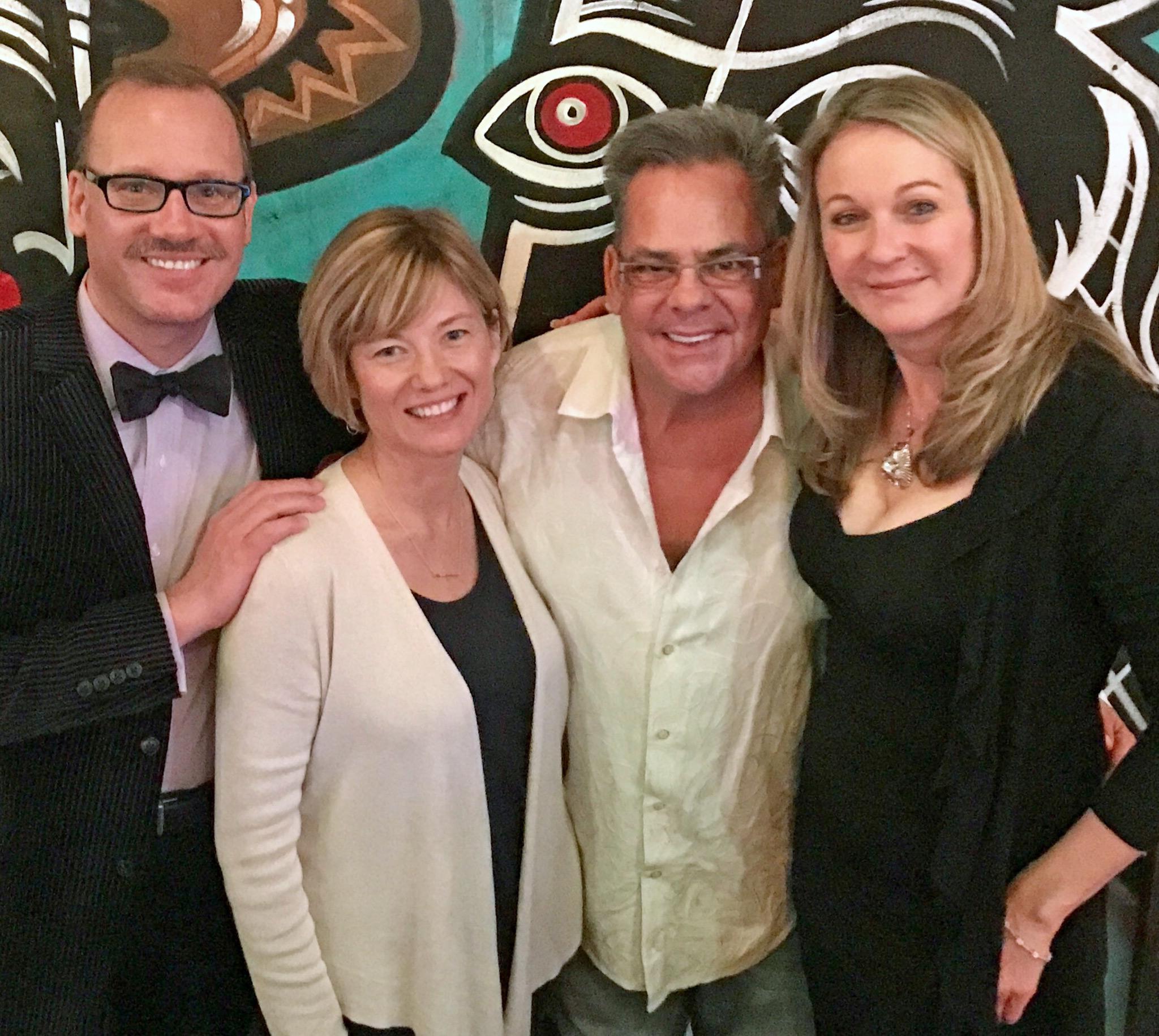 Kevin Godbee, Bobbi Matson, Louie Spetrini, Lori Brown