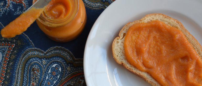 Persimmon Butter…