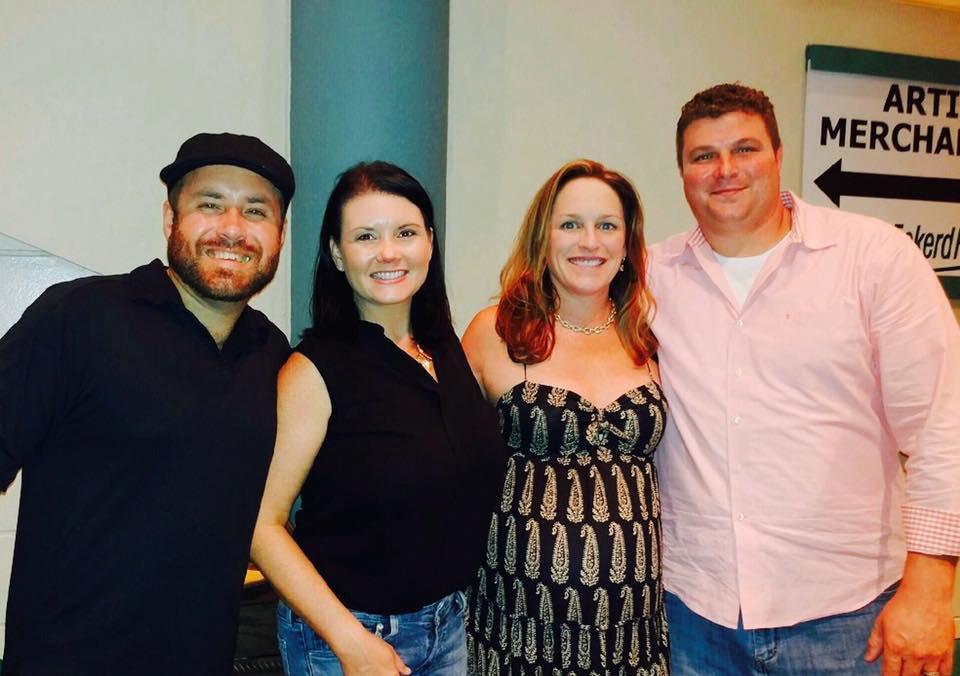 Jason, Lyndsey, Lauren & Ted The Mill