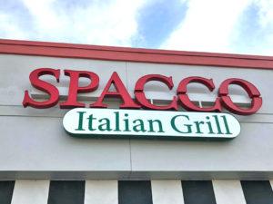 Spacco Italian Grill Sarasota FL
