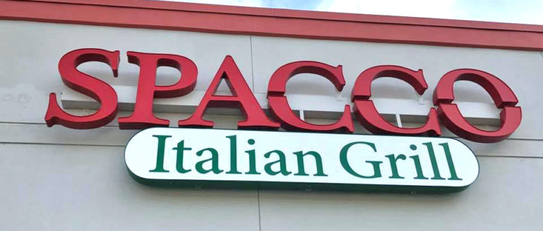 Spacco Italian Grill in Sarasota to Open February 1, 2017