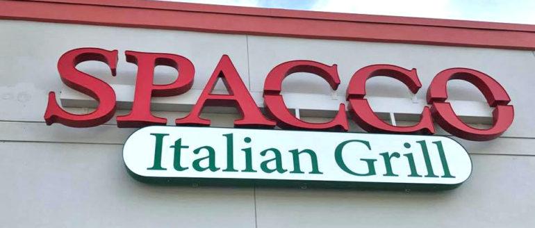 Spacco Italian Grill in Sarasota to Open February 1, 2017
