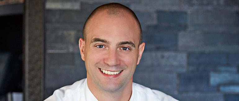 Castile Restaurant And 360° Rooftop Welcome<br> New Executive Chef Nicolas Lebas