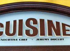 Cassis American Brasserie New Menus 2017