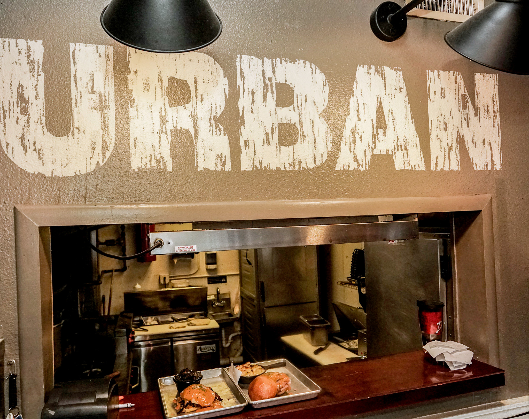 Urban Brew & BBQ Food is Up