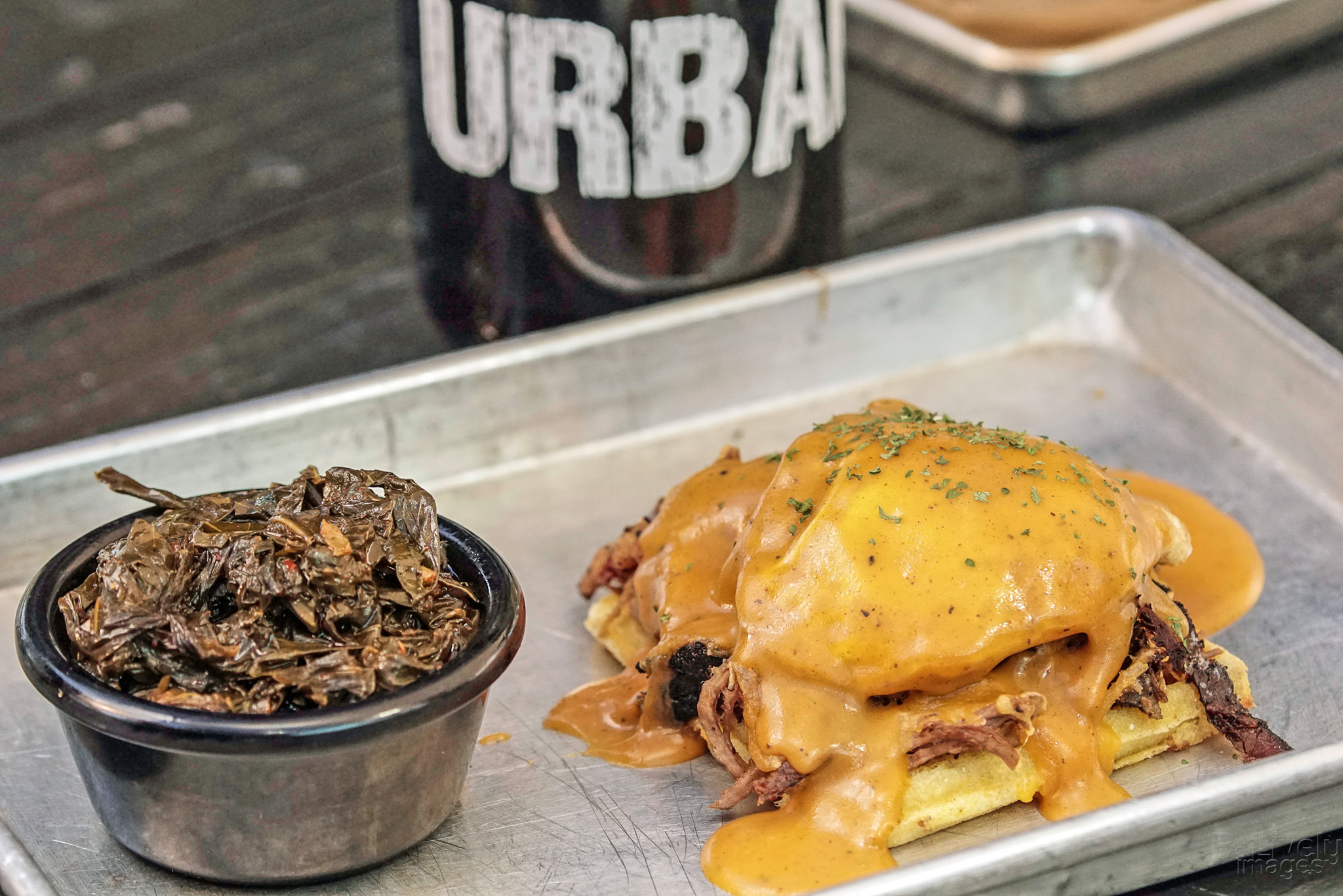 "Urban Brew & BBQ ""The Thing"""