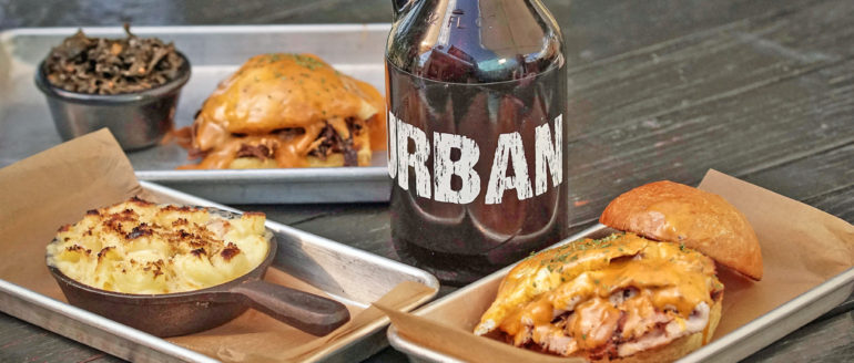 Urban Assault Part 1 – The Story of Urban Brew and BBQ