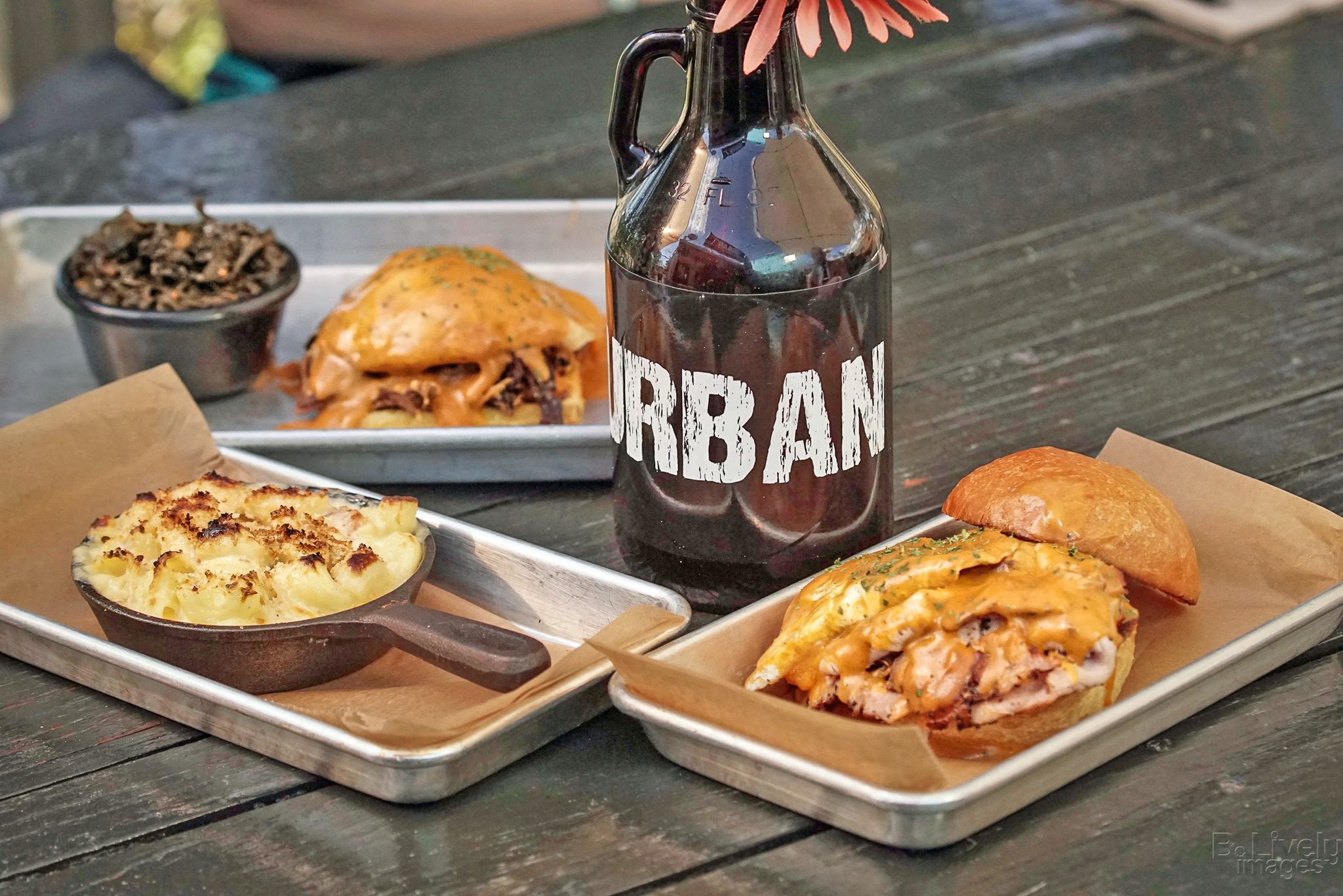 Urban Brew & BBQ
