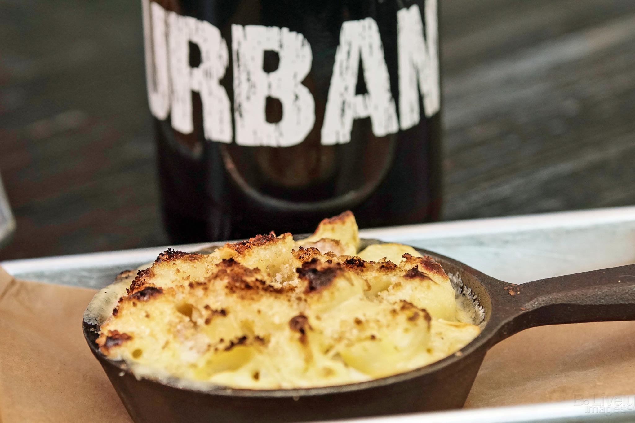 Urban Brew & BBQ Mac & Cheese